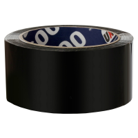 """Скотч """"Nova Roll, Unibob"""", 48мм х 66м, упаковочный (50мкм), черный"""