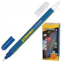 "Ручка капиллярная NO PROBLEM (""Пиши-Стирай"") с поглотителем, синяя, арт. 41425"