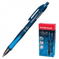 """Ручка шарик. автом. ERICH KRAUSE """"Megapolis Concept"""" 0,7мм, синяя"""