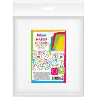 Комплект обложек ArtSpace (210х350мм) для тетради и дневника, 10шт, 60мкм