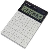 Калькулятор БЕЛЫЙ Berlingo CIW-100, 12 разрядов, 165х105мм