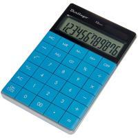 Калькулятор СИНИЙ Berlingo CIB-100, 12 разрядов, 165х105мм