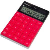 Калькулятор ТЁМНО-РОЗОВЫЙ Berlingo CIP-100, 12 разрядов, 165х105мм