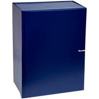 """Архивная папка-короб А4+ """"OfficeSpace"""" 120мм, покрытие бумвинил, с 4 завязками, цвет в ассортименте"""