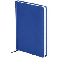 """Ежедневник OfficeSpace """"Winner"""" А5 136л., кожзам, синий, недатированный"""