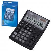 Калькулятор CITIZEN SDC-395, 16 разрядов, 145х195мм