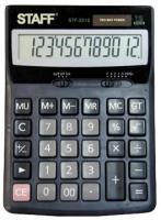 Калькулятор STAFF STF-2512, 12 разрядов, 170х125мм