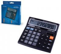 Калькулятор Citizen CT-555N (Check & Correct), с функцией корректировки, 12 разрядов, 130х128мм
