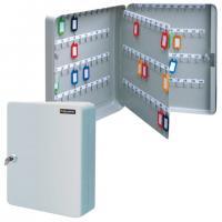Шкафчик (ключница) BRAUBERG на 140 ключей, металлический (в370*ш80*д280, мм)