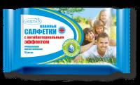 Салфетки влажные, универсальные VESTAR д/всей семьи с антибакт. эффектом 70шт