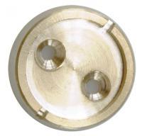 Чашка под пластилин БЕЗ флажка, диаметр 24мм, материал - латунь