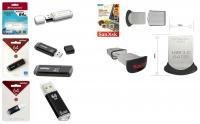Флэш-диск 64ГБ, USB 3.0, цвет ассорти