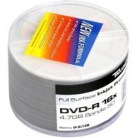 """Диск DVD-R (минус) 4,7Гб """"Mirex"""", 16х, 50шт. в обтяжке"""