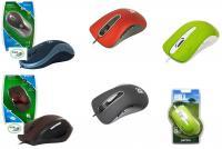 Мышь оптическая (Genius, Sven, Defender), USB, цвет ассорти