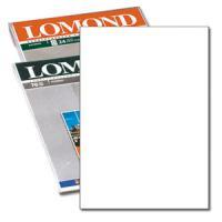 """Самоклеящаяся бумага А4 (210х297мм), белая, 50листов, """"Lomond"""""""