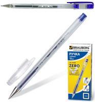 "Ручка гелевая ""G11, Zero, Jet"" 0,5мм, синяя"