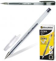 """Ручка гелевая """"G11, Zero, Jet"""" 0,5мм, черная"""