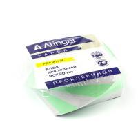 Блок д/зап. Alingar 9*9*4,5см., цветно-белый, витой, проклееный